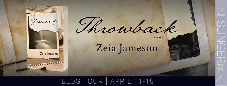 Welcome to the blog tour for THROWBACK, a stand-alone adult contemporary romance by Zeia Jameson