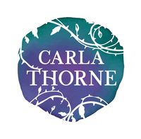 Young Adult Fantasy and Supernatural mystery author, Carla Thorne