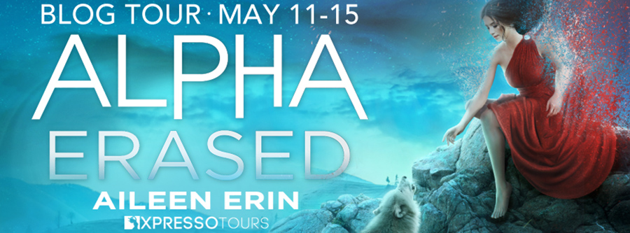 Welcome to the blog tour for BEING ERASED, the ninth book in the young adult paranormal romance series, Alpha Girl, by USA Today bestselling author, Aileen Erin