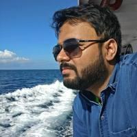 Urban Fiction Author Debarshi Kanjilal