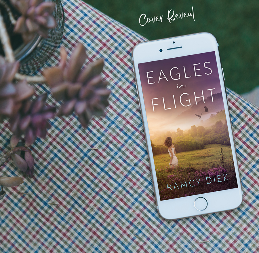 EAGLES IN FLIGHT, a stand-alone adult contemporary romance by Ramcy Diek, is releasing August 25, 2020