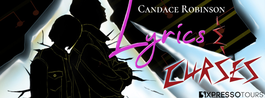 Filles Vertes Publishing and author Candace Robinson are unveiling the cover to LYRICS & CURSES, the first book in the young adult paranormal romance series, Cursed Hearts, releasing November 10, 2020