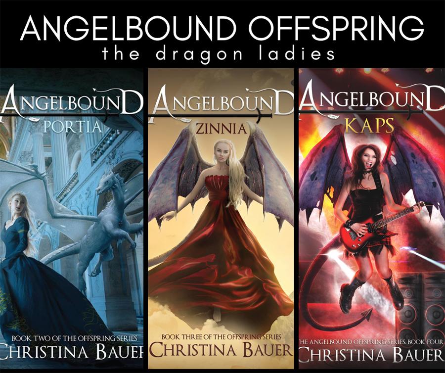 Anglebound Offspring Series