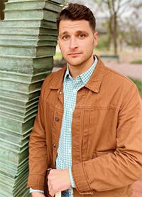 Author Frazier Alexander