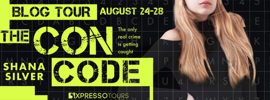Welcome to the blog tour for THE CON CODE, a stand-alone young adult thriller, by Shana Silver