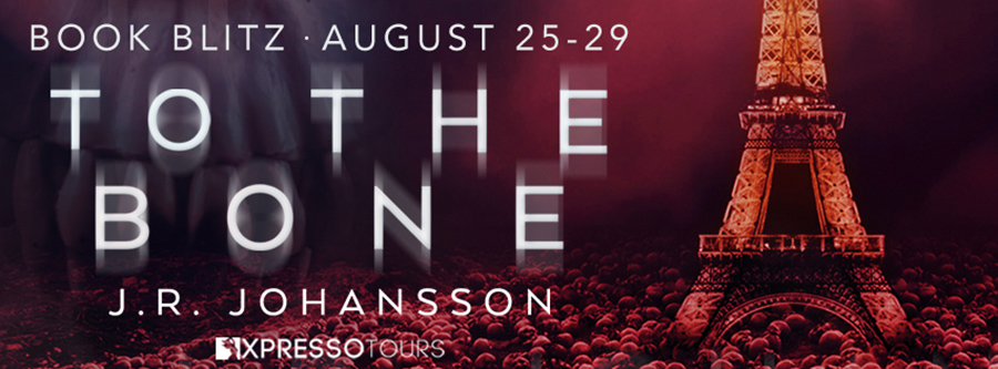 Welcome to the book blitz for TO THE BONE, a stand-alone young adult thriller, by J.R. Johansson