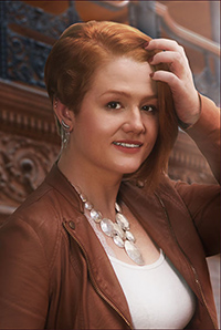 Author Caity Schmidt