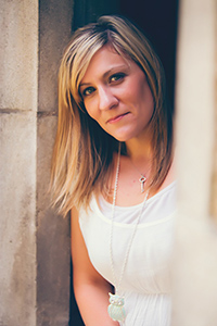 Award-Winning Author Cambria Hebert