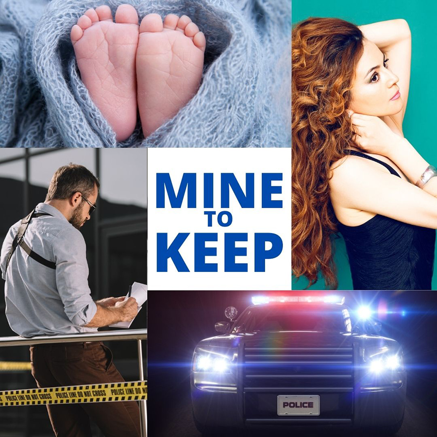 MINE TO KEEP, the seventh book in the adult contemporary romance series, Love by Design, by USA Today bestselling author, M.C. Cerny
