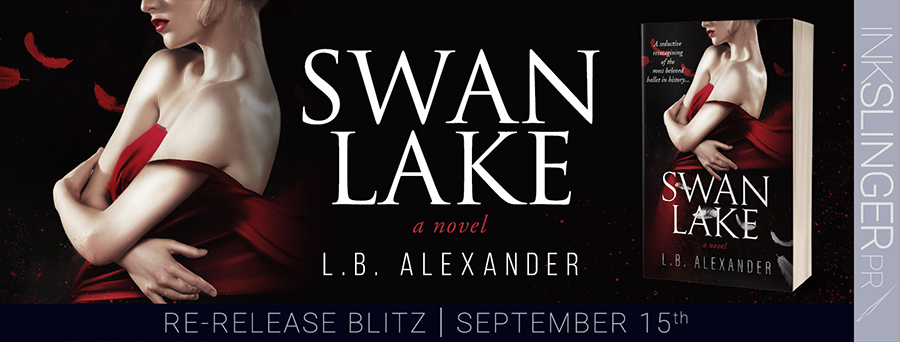 Today is release day for SWAN LAKE, the first book in the adult contemporary romance series, Swan, by L.B. Alexander.