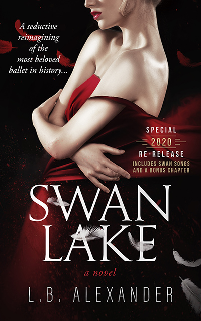 SWAN LAKE, the first book in the adult contemporary romance series, Swan, by L.B. Alexander