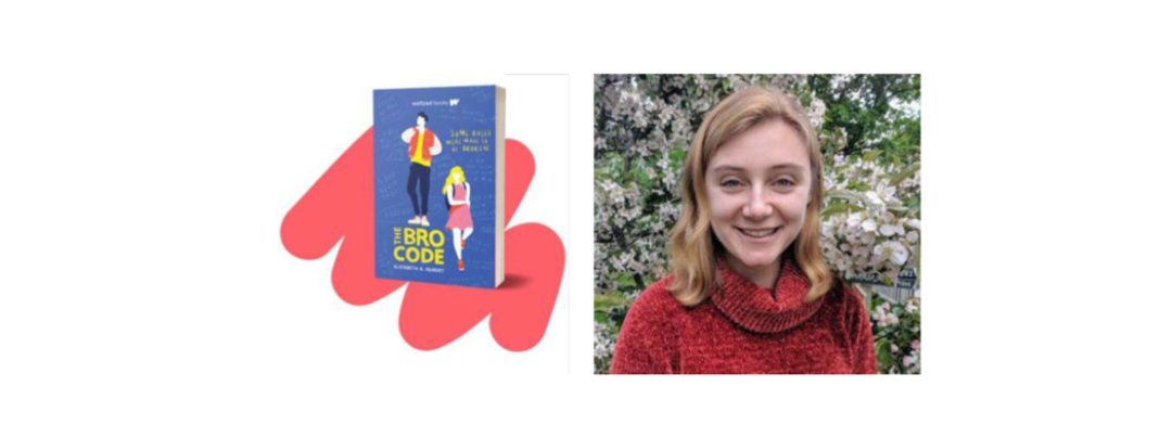 Today I have the pleasure of interviewing Elzabeth A. Seibert, author of THE BRO CODE, a young adult contemporary romance