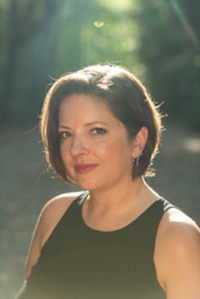 Author Kristy Dallas Alley
