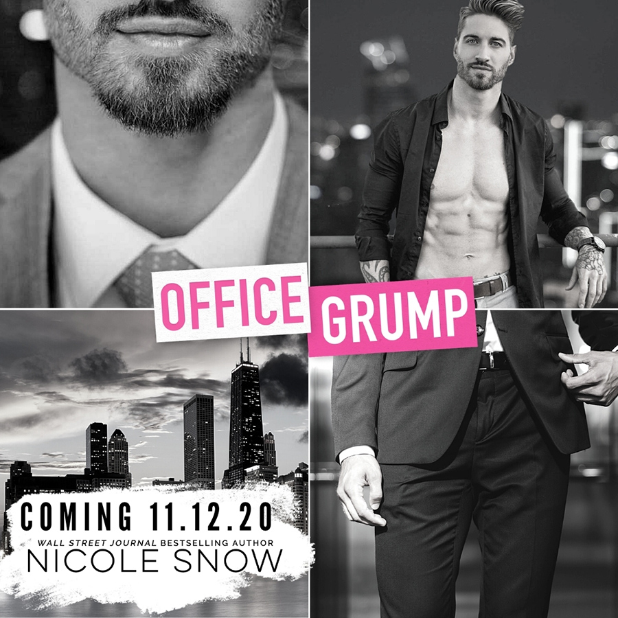 OFFICE GRUMP, a stand-alone adult contemporary romance, byWall Street Journaland USA Today bestselling authorNicole Snow