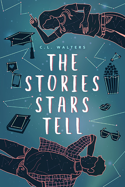THE STORIES STARS TELL, a young adult contemporary by C.L. Walters