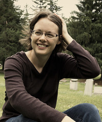 Author Julie Gilbert