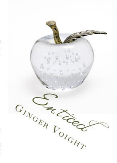 ENTICED, the first book in the adult contemporary romance series, The Fullerton Family Saga, by Ginger Voight