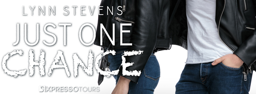 Author Lynn Stevens is revealing the cover to JUST ONE CHANCE, the third book in her young adult/new adult contemporary romance series, Just One, releasing in January 25, 2021