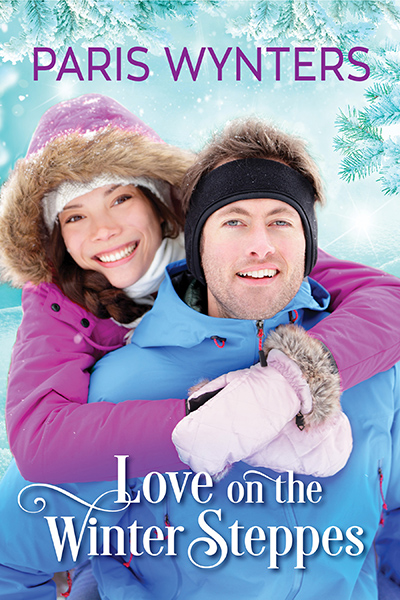 LOVE ON THE WINTER STEPPES, a stand-alone adult contemporary romance, by Paris Wynters