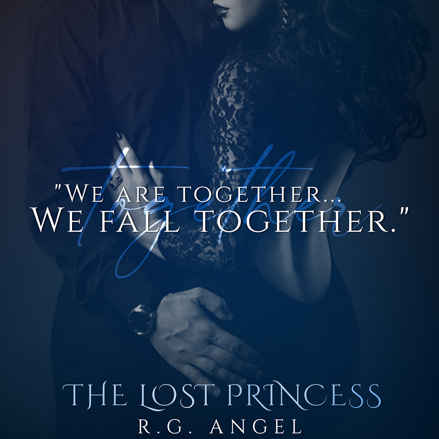 Teaser from THE LOST PRINCESS, the first book in the adult fantasy romance series, Blood Feud, by R.G. Angel