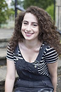 Author Alexandra Christo