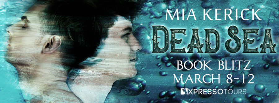 Welcome to the book blitz for DEAD SEA, a stand-alone young adult coming of age LGBTQ+ contemporary romance, by Mia Kerick