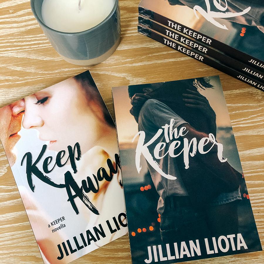 Read the Keeper Duology, an adult contemporary romance duet by Jillian Liota