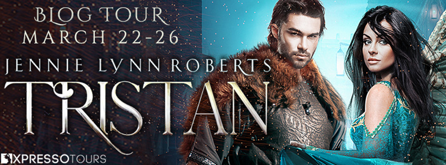 Welcome to the book blitz for TRISTAN, the first book in the adult fantasy romance series, The Hawks, by Jennie Lynn Roberts