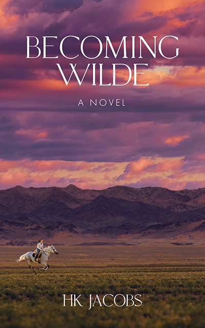 BECOMING WILDE, the second book in the adult contemporary romance series, Alex Wilde, by HK Jacobs