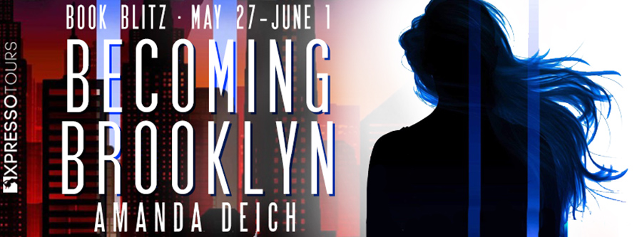 Welcome to the book blitz for BECOMING BROOKLYN, a stand-alone young adult contemporary scifi, by Amanda Deich