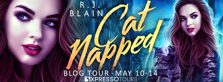 Welcome to the blog tour for CATNAPPED, the eighteenth book in the adult paranormal romantic comedy series, Magical Romantic Comedies, by USA Today bestselling author, R.J. Blain