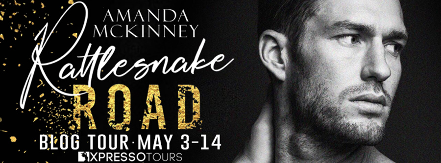 Welcome to the blog tour for RATTLESNAKE ROAD, a small town mystery romance, by Amanda McKinney.