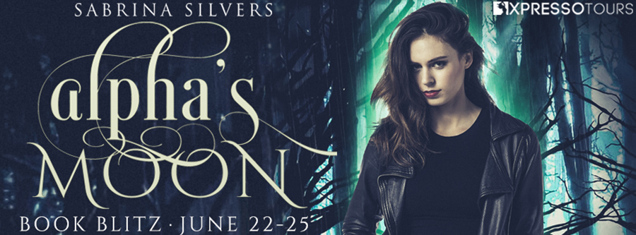 Welcome to the book blitz for ALPHA'S MOON, the first book in the adult paranormal romance series, Dirigo Pack, by Sabrina Silvers