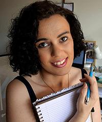 Author Emily Bourne