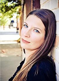 Author Melissa MacKinnon