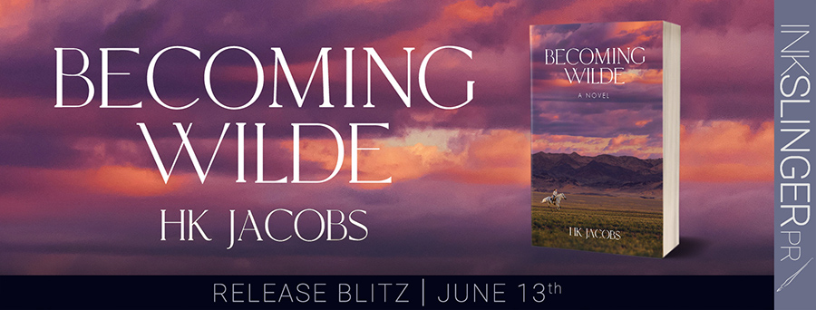 Today is release day for BECOMING WILDE, the second book in the adult contemporary romance series, Alex Wilde, by HK Jacobs