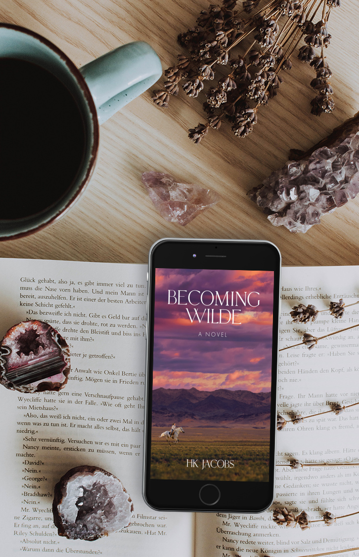 BECOMING WILDE, the second book in the adult contemporary romance series, Alex Wilde, by HK Jacobs is Out Now