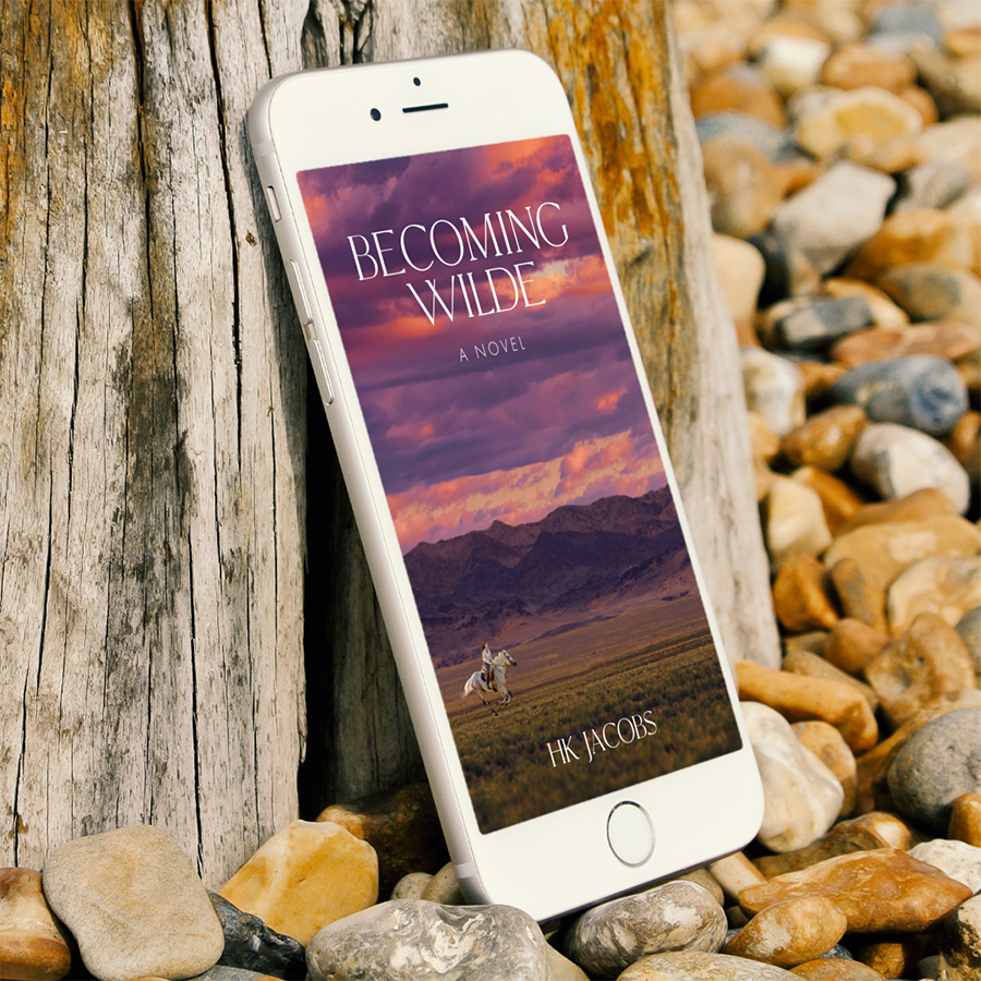 BECOMING WILDE, the second book in the adult contemporary romance series, Alex Wilde, by HK Jacobs is Available Now!