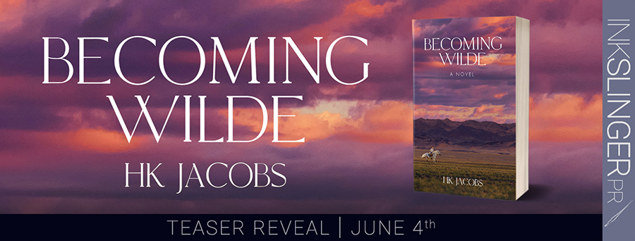 Author HK Jacobs is revealing a teaser from BECOMING WILDE, the second book in the adult contemporary romance series, Alex Wilde, coming June 13, 2021