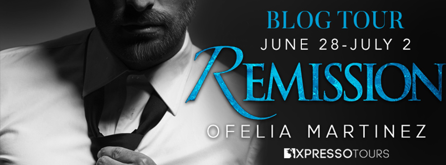 Welcome to the blog tour for REMISSION, the first book in the adult contemporary romance series, Heartland Metro Hospital, by Ofelia Martinez