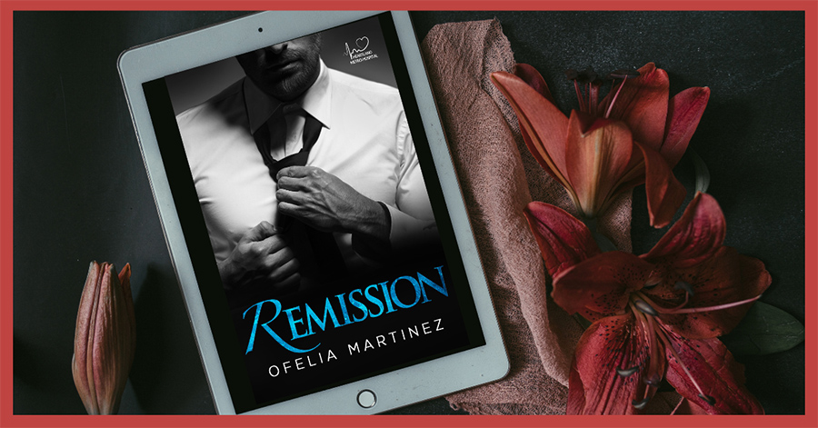Teaser from REMISSION, the first book in the adult contemporary romance series, Heartland Metro Hospital, by Ofelia Martinez