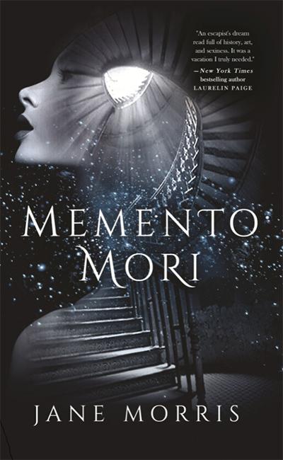 MEMENTO MORI, a standalone contemporary historical romance, by Jane Morris