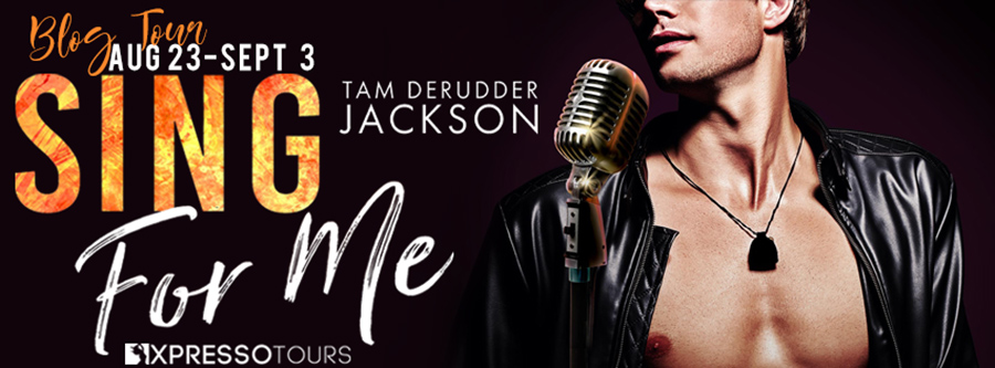 Welcome to the blog tour for SING FOR ME, the second book in the new adult contemporary romance series, Balefire, by Tam DeRudder Jackson