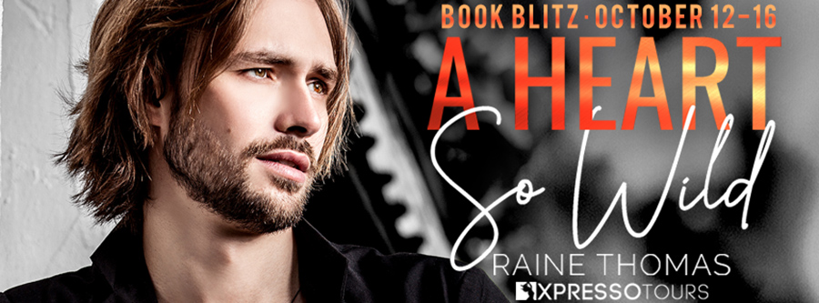 Welcome to the book blitz for A HEART SO WILD, the first book in the adult contemporary sports romance series, The Atlanta Siege, by Raine Thomas.