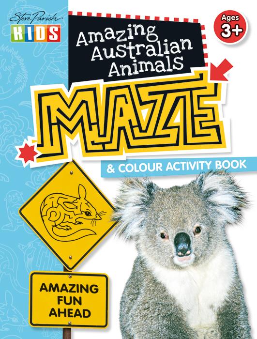Amazing australian animals