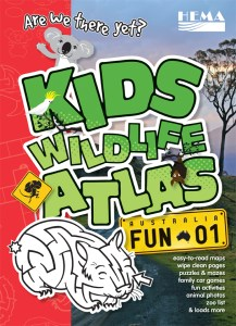 Kids Wildlife Atlas