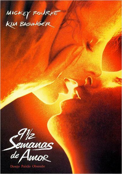 Poster do filme 9 1/2 Semanas de Amor