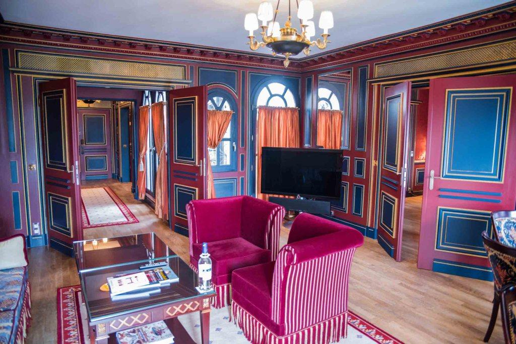 interContinental Bordeaux - Le Grand Hôtel - Suite Royale Séjour