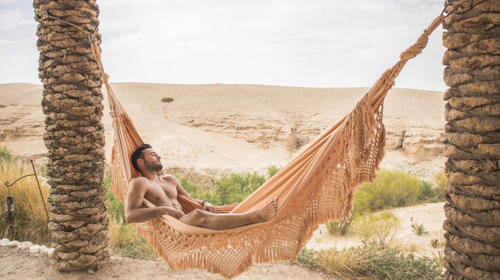 Maroc Marrakech desert la pause