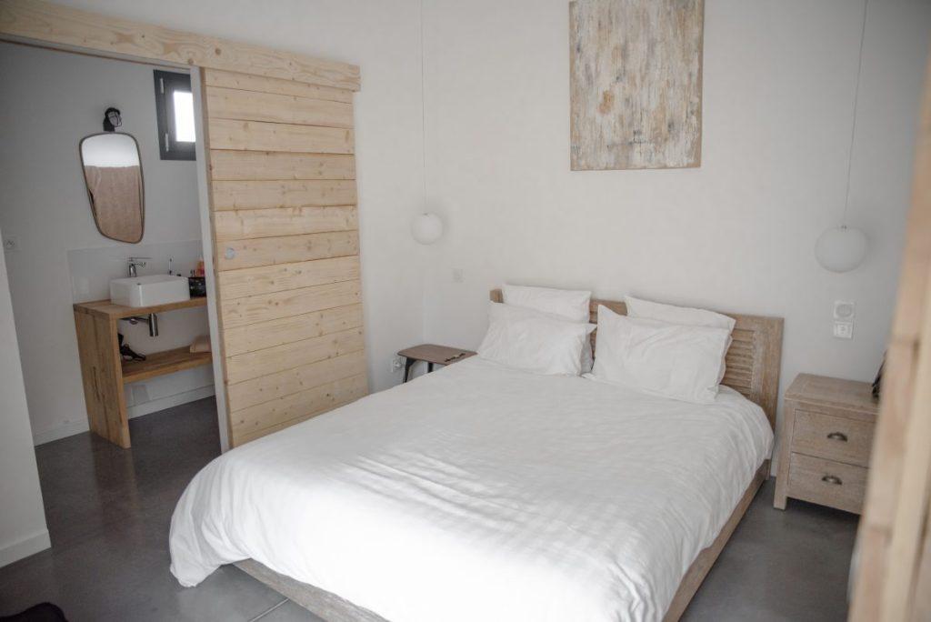 Baux de Provence - Domaine Mejan - Hotel - chambre lodge